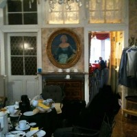 ... und wundeschöne Frühstücksräume